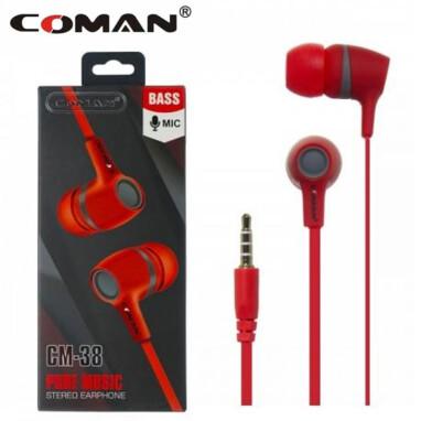 אוזניות Coman CM-38