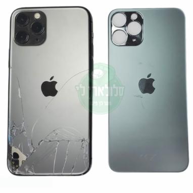 החלפת גב אחורי אייפון 11 PRO MAX