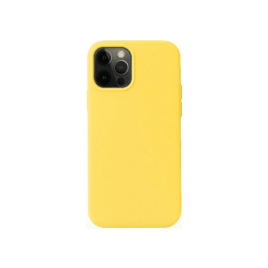 iPhone 11 Pro Silicone Case Yellow