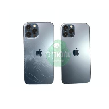 החלפת גב זכוכית IPhone 12 Pro