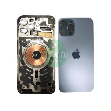 החלפת גב זכוכית iPhone 12 Pro Max