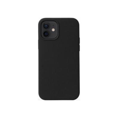iPhone 8 Plus Silicone Case Black