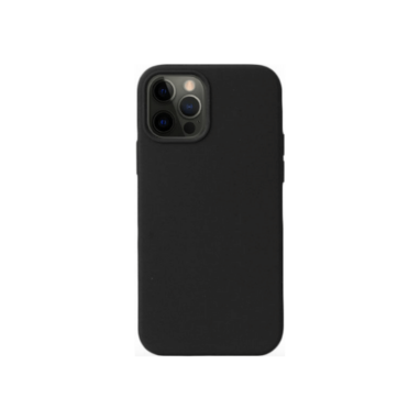 iPhone Xr Silicone Case Black